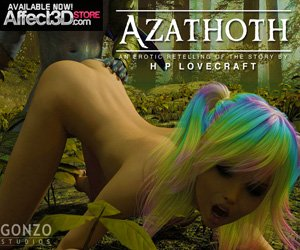 Escaping into Dream with Azathoth – Gonzo Studios (Lovecraft Series)