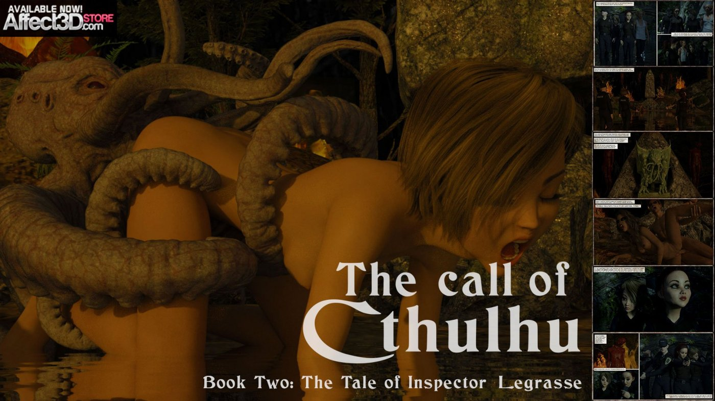 Gonzo Studios' erotic retelling of Call of Cthulhu continues