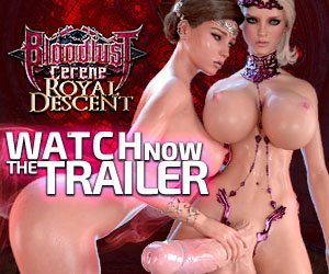 Watch Bloodlust: Cerene - Royal Descent Trailer!