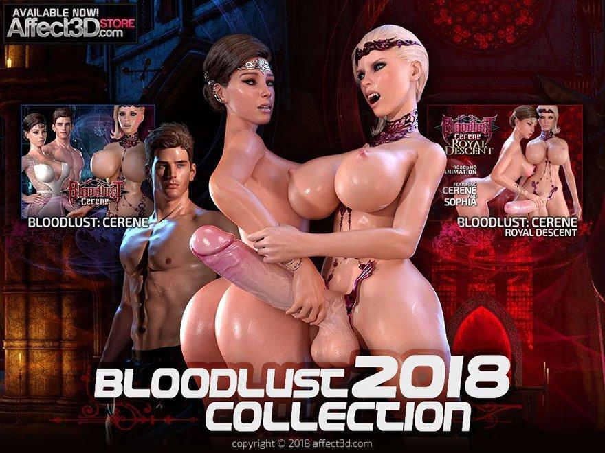 Bloodlust Cerene Dlc