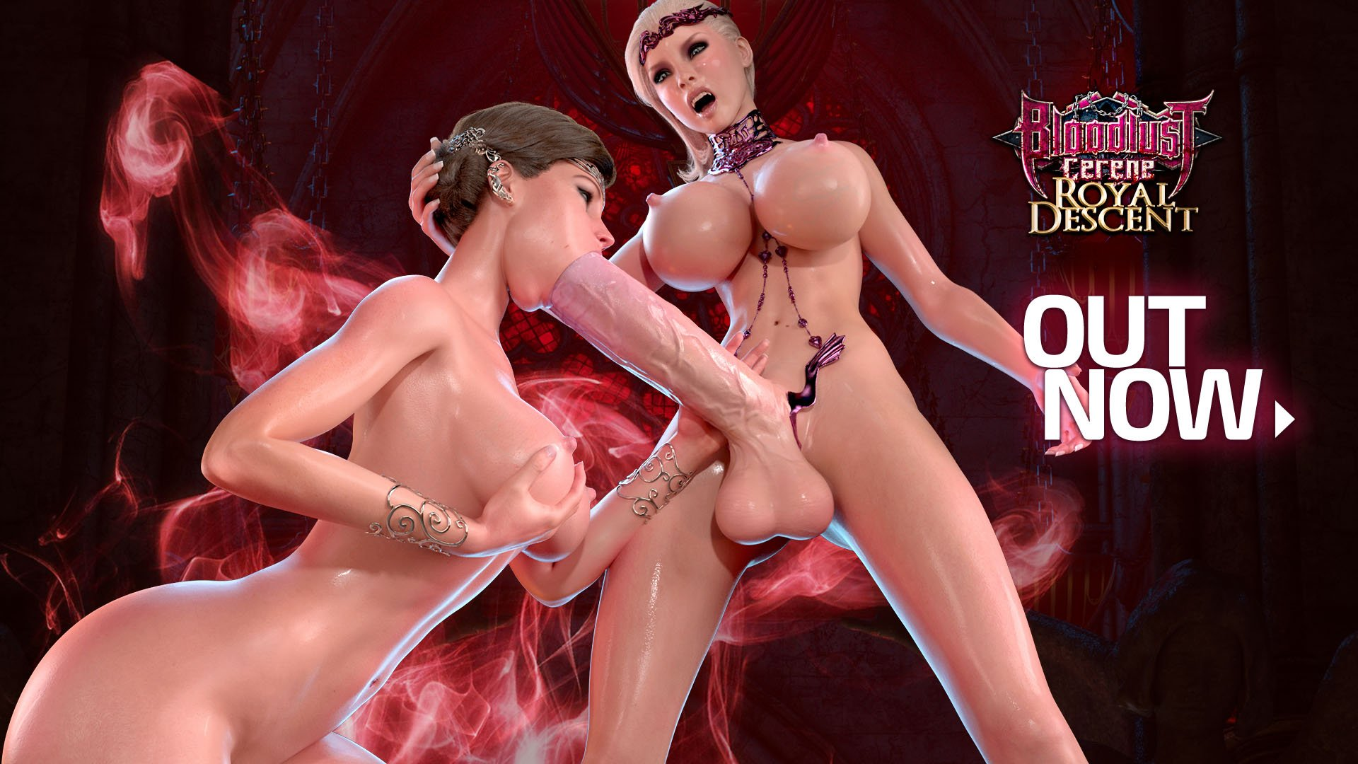 Bloodlust: Cerene - Royal Descent Out Now!