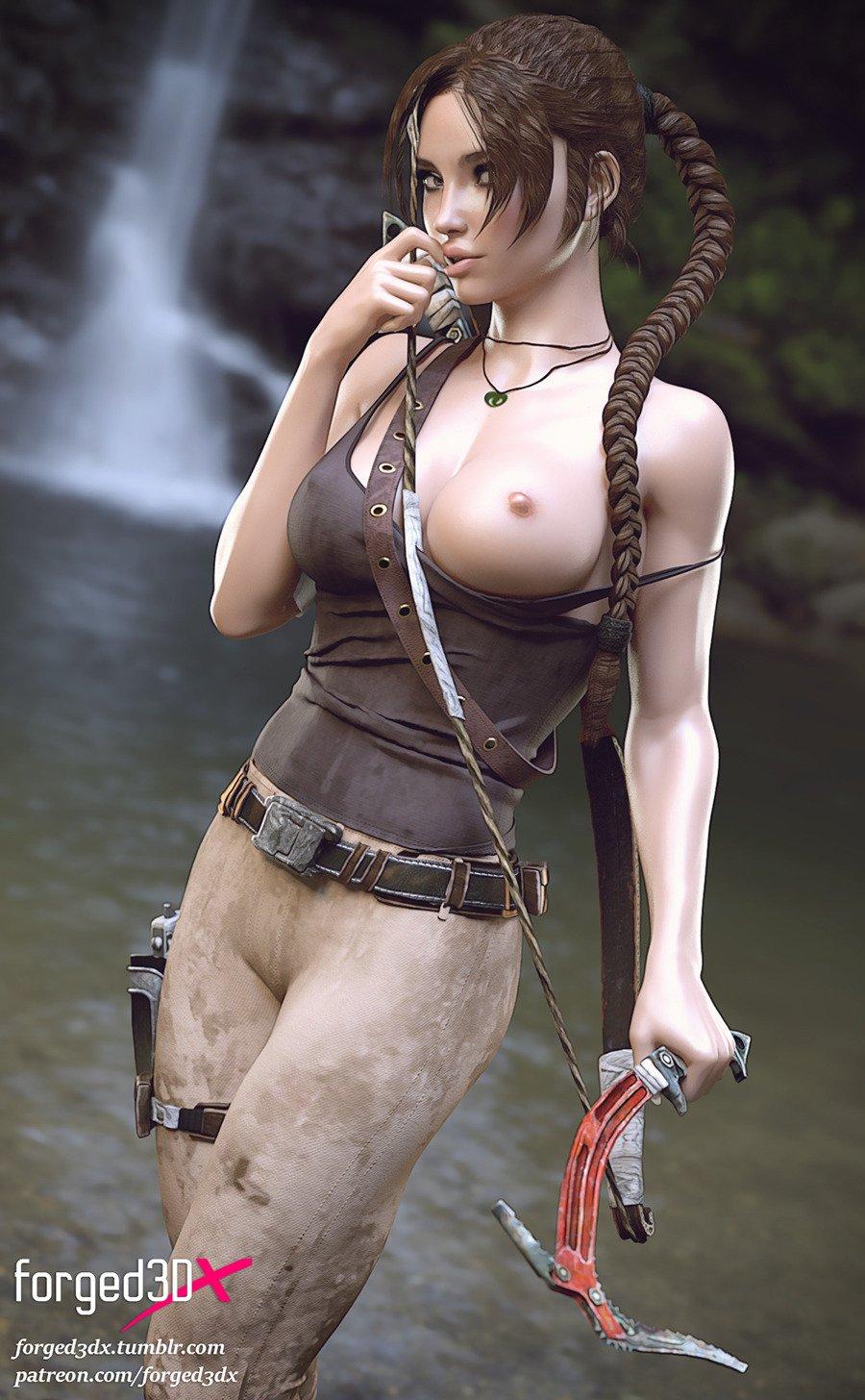 lara adventurer forged3dx affect3d com