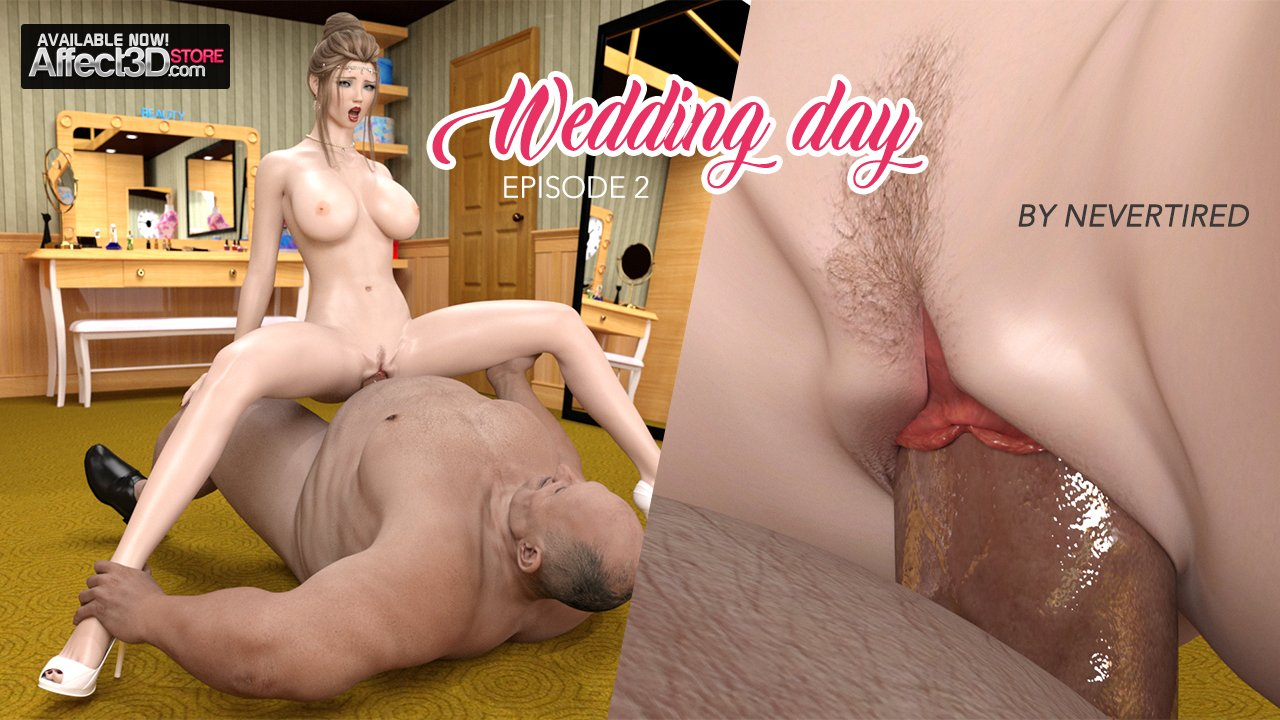 A Secretary's Worst Nightmare – Wedding Day Cuckolding by NeverTired!