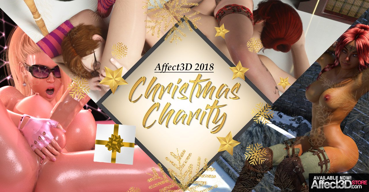 Do Good! Buy the 2018 Affect3D Christmas Charity Set!