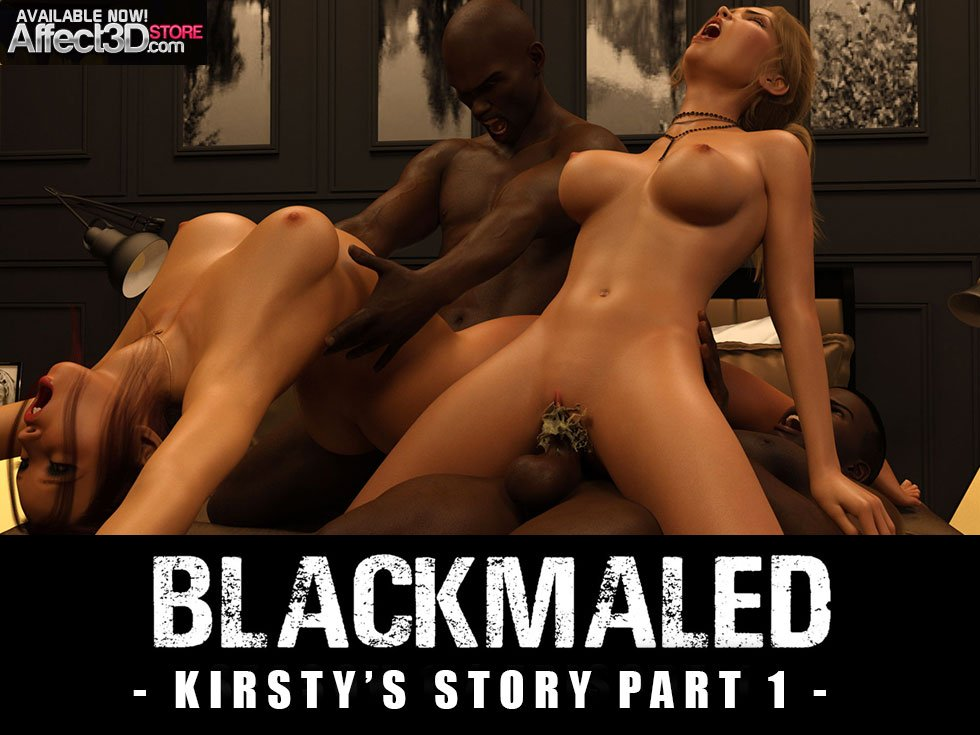 Gonzo's Blackmaled Returns! Kirsty's Story Begins