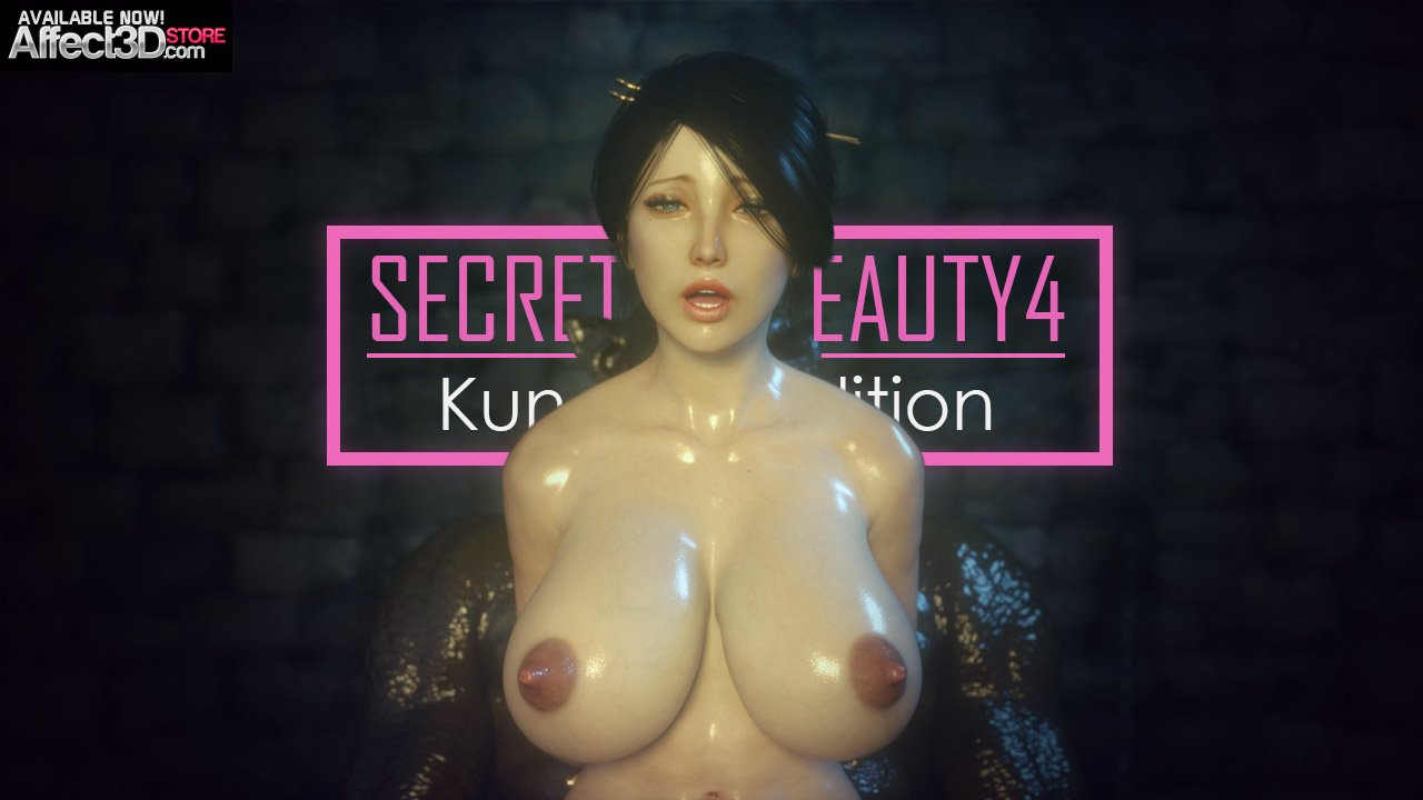 Jared999D's Complete Secret of Beauty 4 Kunoichi Edition Out Now! Watch the Full Trailer!