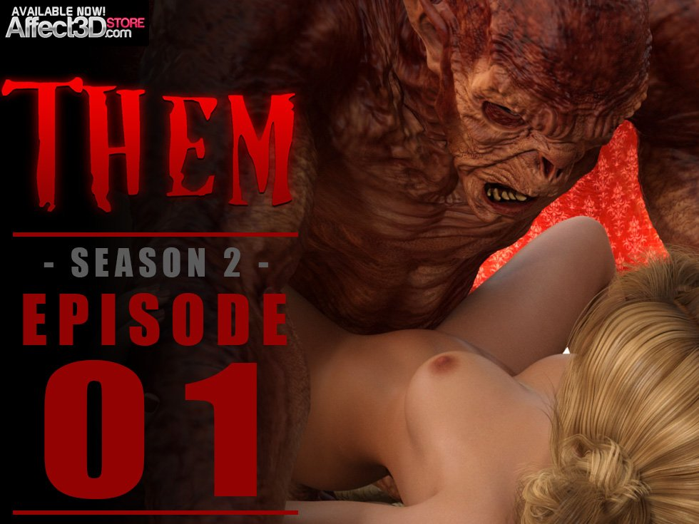 THEM Returns! Season 2 Begins with a New Star