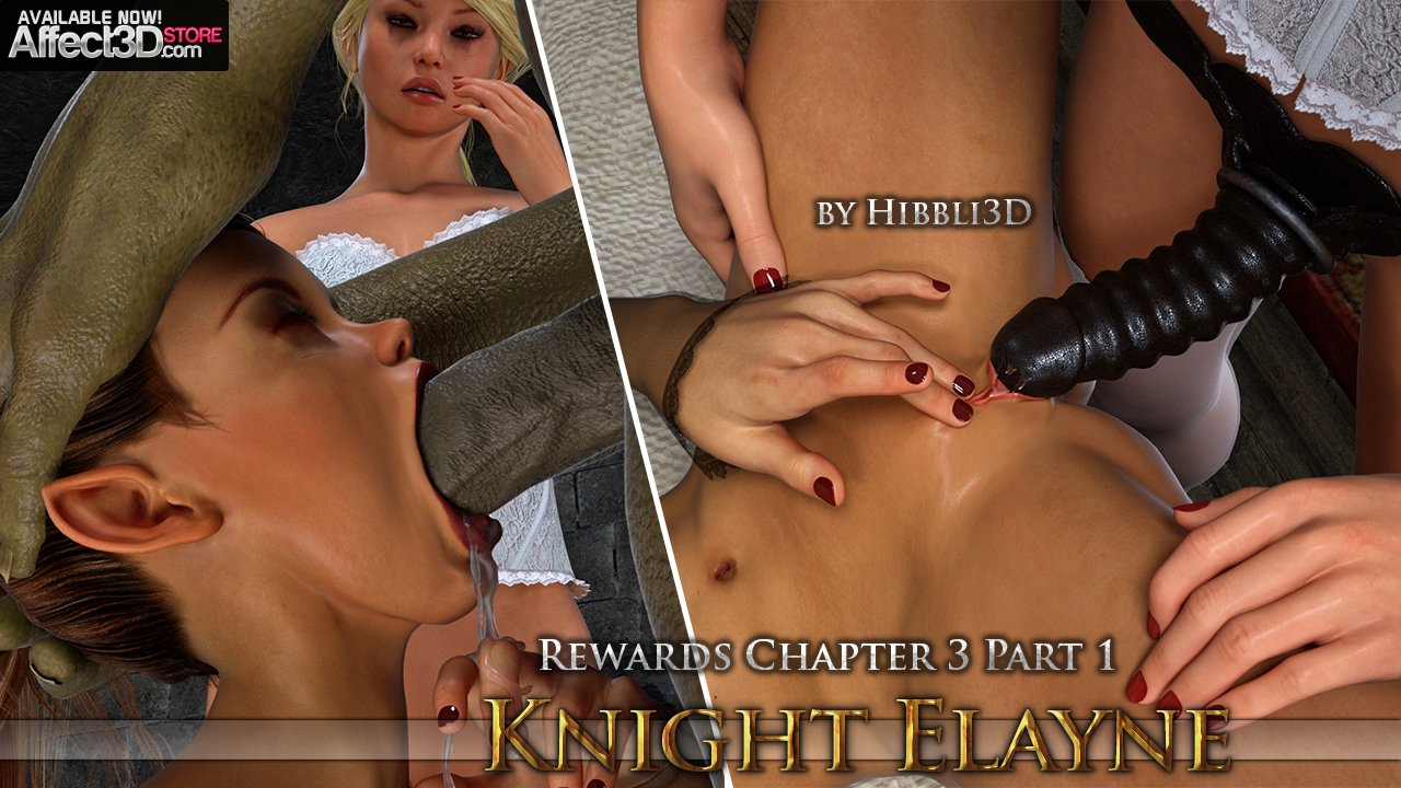 Knight Elayne Returns in Rewards Chapter 3 from Hibbli3D