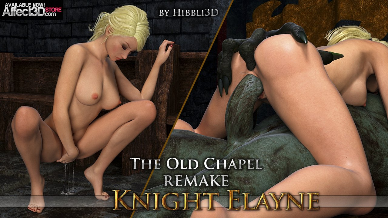 FREE Download! Remake of Old Chapel by Hibbli3D & Adara
