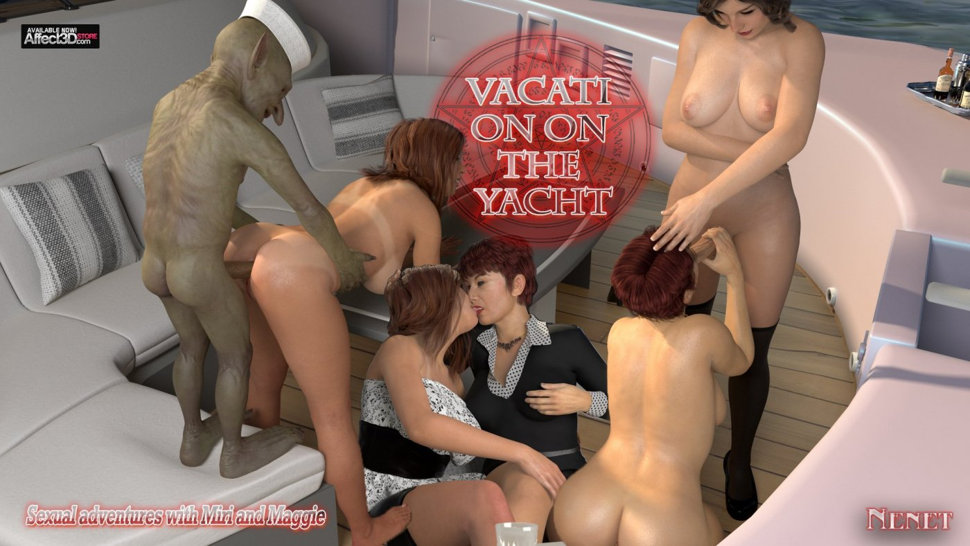 New Release from Nenet: Vacation on the Yacht!