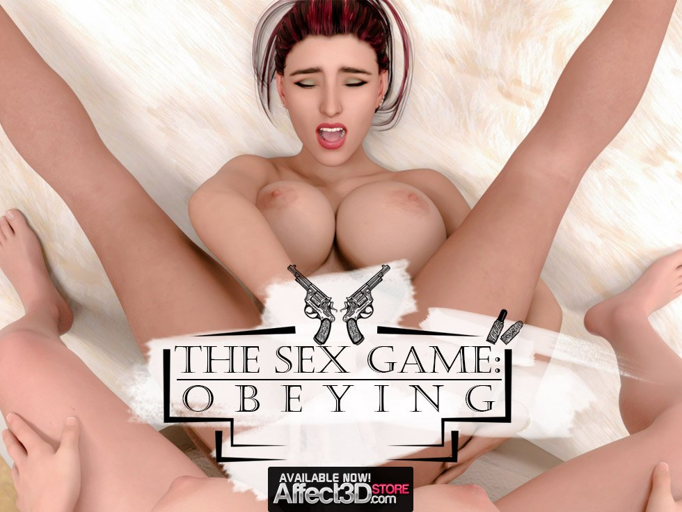 Dickgirl Fucking in Sex Game: Obeying, by Andy3DX