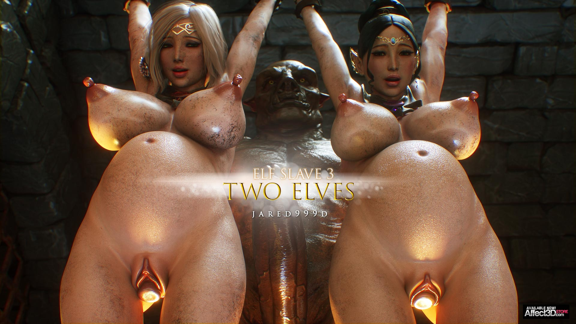 check out the latest from jared999d elf slave two