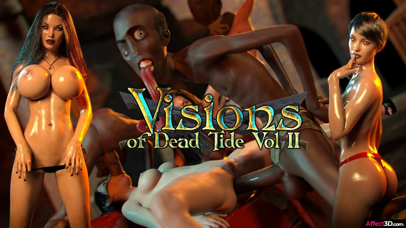 Visions of Dead Tide Vol II! Dread Fucking Orgy from Gazukull