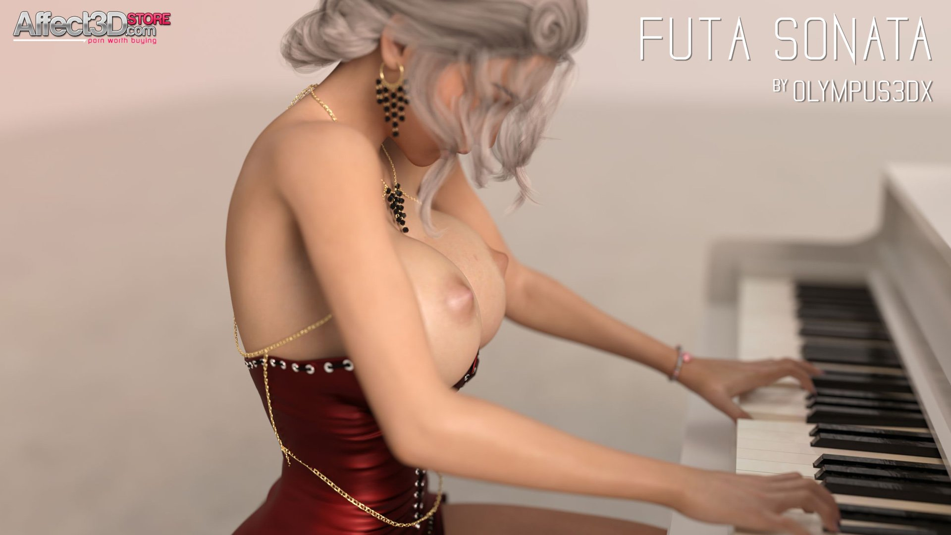 New Futanari Animation from Olympus! Watch the Trailer!