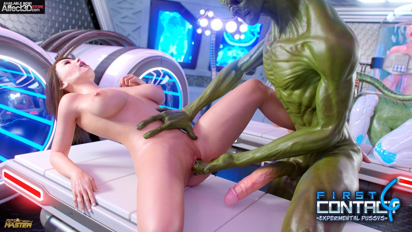 Now Available! First Contact 4 – Experimental Pussys!