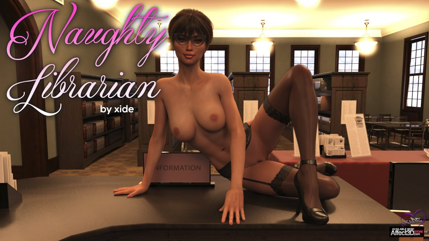 New from Xide: Fantasy & Sci-Fi Bundle! Bonus – Get Naughty Librarian Free!